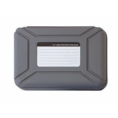 Vision 35HDS-GR Hard Drive Carrying Case, Grey