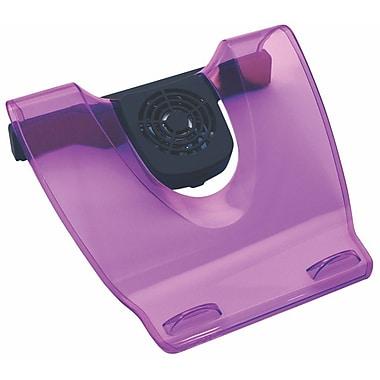 Vision - Tapis refroidisseur pour ordinateur portatif USB en acrylique 85008F, fuchsia