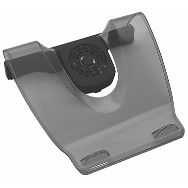 Vision 85008G Acrylic USB Laptop Cooling Stand, Grey