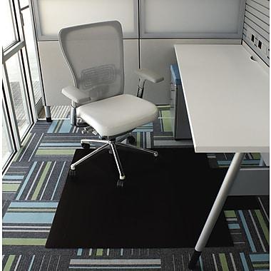 Vision – Sous-chaises en bambou CMU001CB, 36 x 48