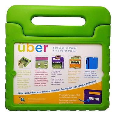 Vision - Étui Safe Uber IPAIR-BK pour iPad Air, vert