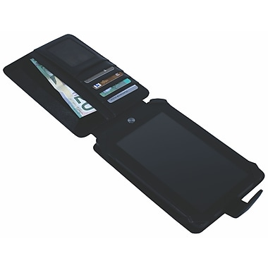 Vision PBLW01-BK Padded Protective Wallet