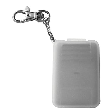 Vision SDS-WH SD Case with Keychain, White