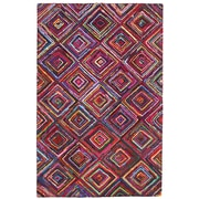 St. Croix Brilliant Ribbon Diamonds Area Rug; 4' x 6'