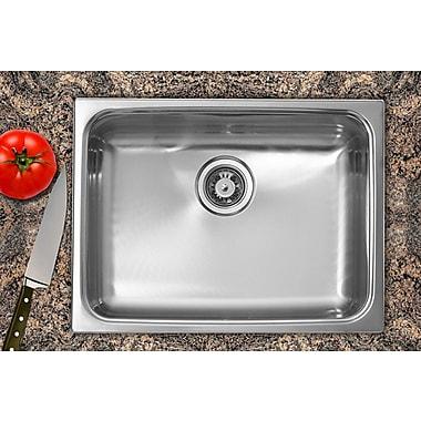 Ukinox 24'' x 18'' Undermount Kitchen Sink
