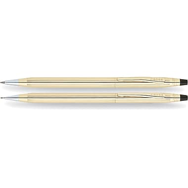 Cross® Classic Century® Gold Filled/Rolled Gold Pen & Pencil Set