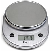 Ozeri Pronto Digital Multifunction Kitchen and Food Scale; Chrome