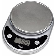 Ozeri Pronto Digital Multifunction Kitchen and Food Scale; Black