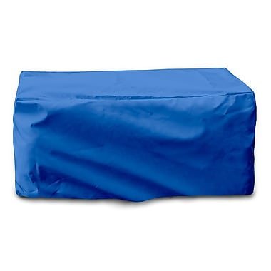 KoverRoos Weathermax Cushion Storage Chest Cover; Pacific Blue