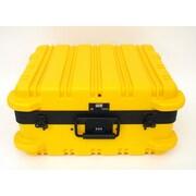 Platt Military Type Super-Size Tool Case; Yellow