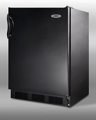 Summit Appliance Accucold 23.63-inch 5.5 cu.ft. Compact All-Refrigerator
