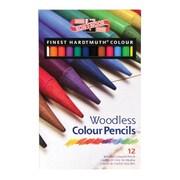 Koh-I-Noor Woodless Color Pencil (Set of 12)