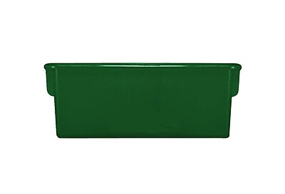 Mahar Creative Colors Creative Colors Cubbie Trays; Forest Green