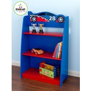 KidKraft Racecar 35.75'' Bookcase