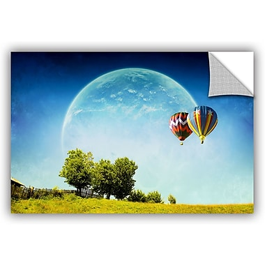 ArtWall 'Dreamland Explorer' by Dragos Dumitrascu Photographic Print; 12'' H x 18'' W x 0.1'' D