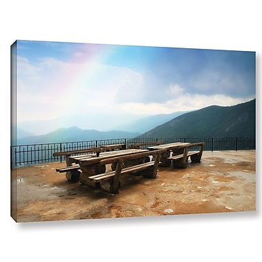 ArtWall 'Morning Glory 2013' by Dragos Dumitrascu Photographic Print on Wrapped Canvas