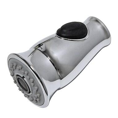 Danco Smart Spray Pull Down Faucet Head; Chrome