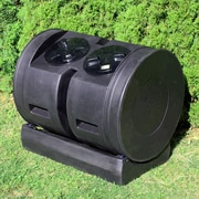 Good Ideas 11 cu. ft. Tumbler Composter