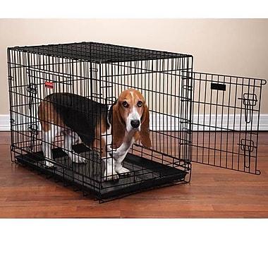 ProSelect Everlasting Folding Pet Crate; Medium (22'' H x 30'' W x 18'' L)