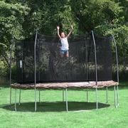 Skywalker Camo 12' Trampoline and Enclosure by