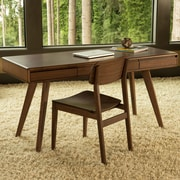 Greenington Currant Writing Desk; Black Walnut