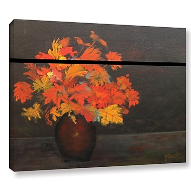 ArtWall 'Gene Foust's' by Gene Foust 2 Piece Painting Print on Wrapped Canvas Set; 18'' H x 24'' W