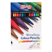 Koh-I-Noor Woodless Color Pencil (Set of 24)