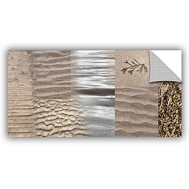 ArtWall Wind by Cora Niele Graphic Art on Canvas; 12'' H x 24'' W x 0.1'' D