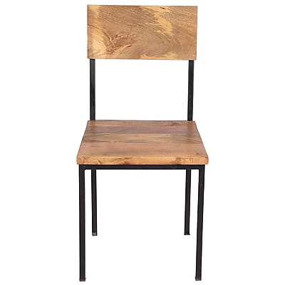 Timbergirl Solid Wood Dining Chair (Set of 2)
