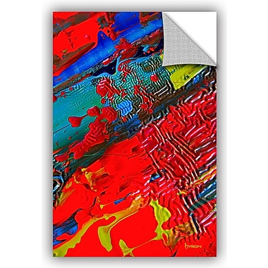 ArtWall 'The Land of Isle' by Byron May Painting Print on Canvas; 36'' H x 24'' W x 0.1'' D