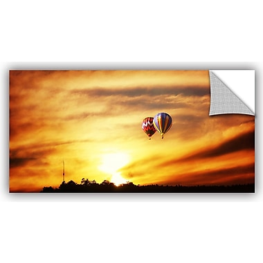 ArtWall 'Together Forever' by Dragos Dumitrascu Photographic Print; 18'' H x 36'' W x 0.1'' D