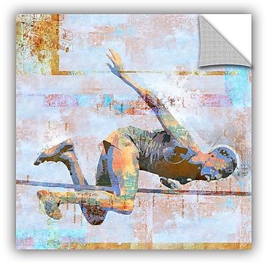 ArtWall 'Jump' by Greg Simanson Graphic Art; 36'' H x 36'' W x 0.1'' D