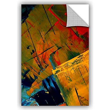ArtWall 'Life Adventures' by Byron May Painting Print; 36'' H x 24'' W x 0.1'' D