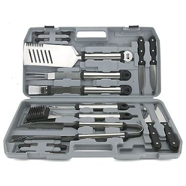 Mr. Bar-B-Q Tool Set w/ Knives (Set of 18)