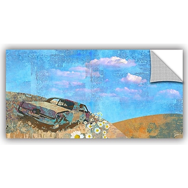 ArtWall 'Rusted' by Greg Simanson Painting Print; 24'' H x 48'' W x 0.1'' D