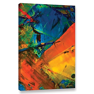 ArtWall 'Sailing' by Byron May Painting Print on Wrapped Canvas; 48'' H x 32'' W