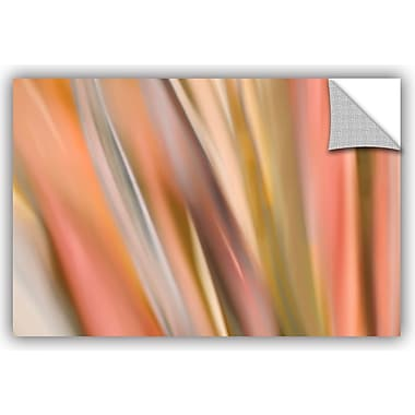 ArtWall 'Abstract Barcode' by Cora Niele Graphic Art; 12'' H x 18'' W x 0.1'' D