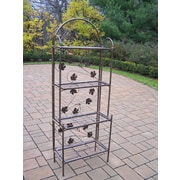 Oakland Living Sun Valley Baker's Rack; Antique Bronze