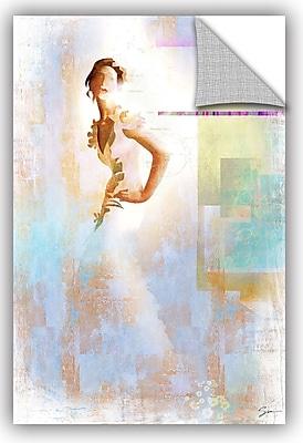 ArtWall 'Diva I' by Greg Simanson Painting Print; 48'' H x 32'' W x 0.1'' D
