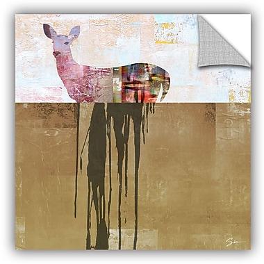 ArtWall 'Dissolve II' by Greg Simanson Painting Print; 36'' H x 36'' W x 0.1'' D