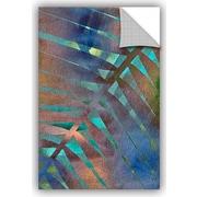 ArtWall 'Leaf Pattern' by Cora Niele Graphic Art; 36'' H x 24'' W x 0.1'' D