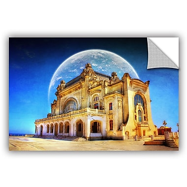 ArtWall 'Astral Casino' by Dragos Dumitrascu Photographic Print; 12'' H x 18'' W x 0.1'' D