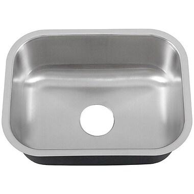 Ticor Sinks 23'' x 17.75'' Undermount Kitchen Sink