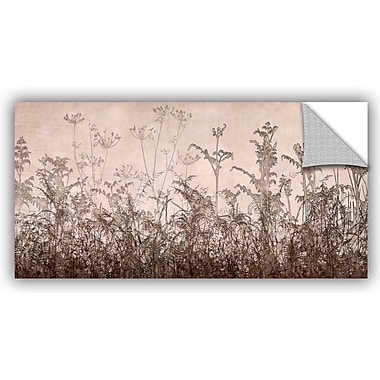 ArtWall 'Wildflowers' by Cora Niele Photographic Print on Canvas; 12'' H x 24'' W x 0.1'' D