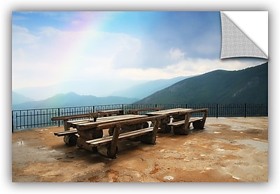 ArtWall 'Morning Glory 2013' by Dragos Dumitrascu Photographic Print on Canvas