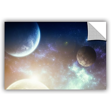 ArtWall 'Nova' by Dragos Dumitrascu Photographic Print on Canvas; 32'' H x 48'' W x 0.1'' D