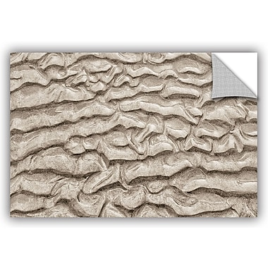 ArtWall Sand Patterns by Cora Niele Graphic Art; 12'' H x 18'' W x 0.1'' D