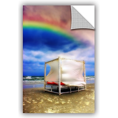 ArtWall 'Storm After Rainbows' by Dragos Dumitrascu Photographic Print; 24'' H x 16'' W x 0.1'' D