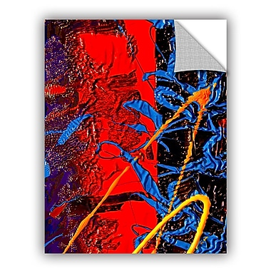 ArtWall 'Standing Tall' by Byron May Painting Print on Canvas; 24'' H x 18'' W x 0.1'' D