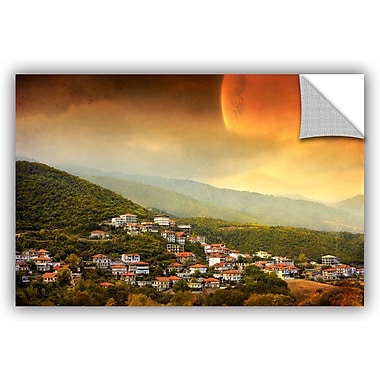 ArtWall 'Dawn' by Dragos Dumitrascu Photographic Print; 16'' H x 24'' W x 0.1'' D